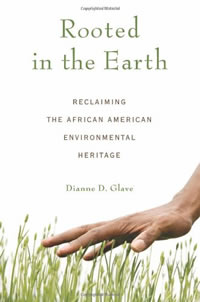 Rooted in the Earth book cover