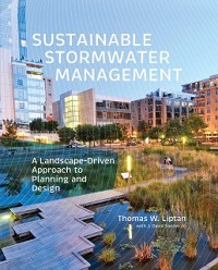 Sustainable stormwater management cover