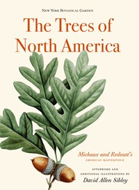 Trees of North America book cover