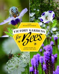 Victory gardens for bees cover