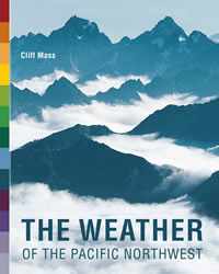 Weather of the Pacific Northwest cover