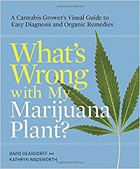 What's wrong with my marijuana plant book cover