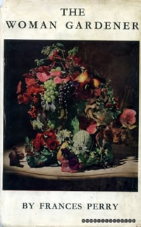 The woman gardener book cover