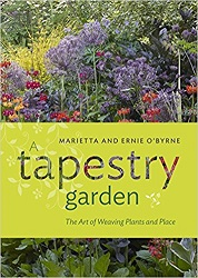 A Tapestry garden book cover