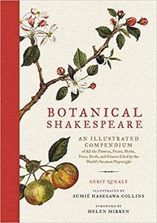 [Botanical Shakespeare] cover