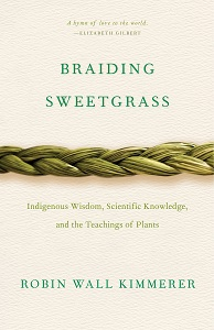 [Braiding Sweetgrass] cover