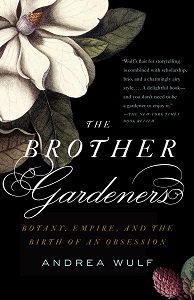 [The Brother Gardeners] cover