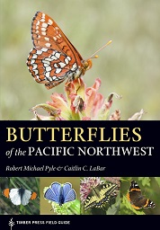 [Butterflies of the Pacific Northwest] cover