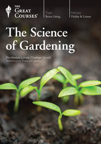 The science of gardening dvd cover