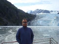 Glaciers near Whittier, AK