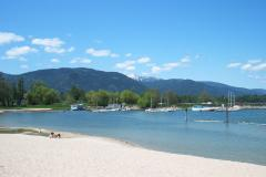 Lake Pend Oreille in Sandpoint, ID