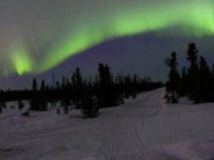 Northern Lights from Soldotna