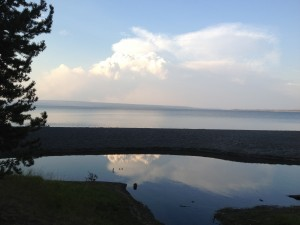 Yellowstone Lake, Yellowstone National Park