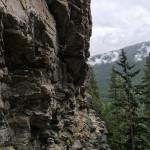 Classic Nason Ridge Climbing in the Rain