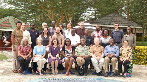 UW-KRP Naivasha Kenya 2014