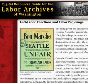 Labor Espionage