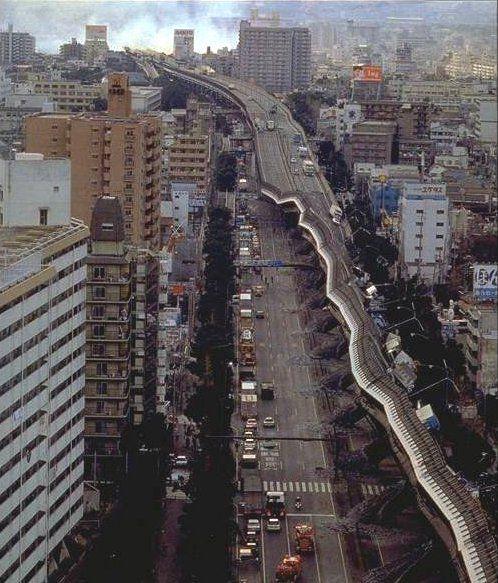Kobe Japan Natural Disasters