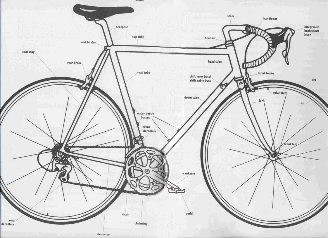 Bicycle Components Design