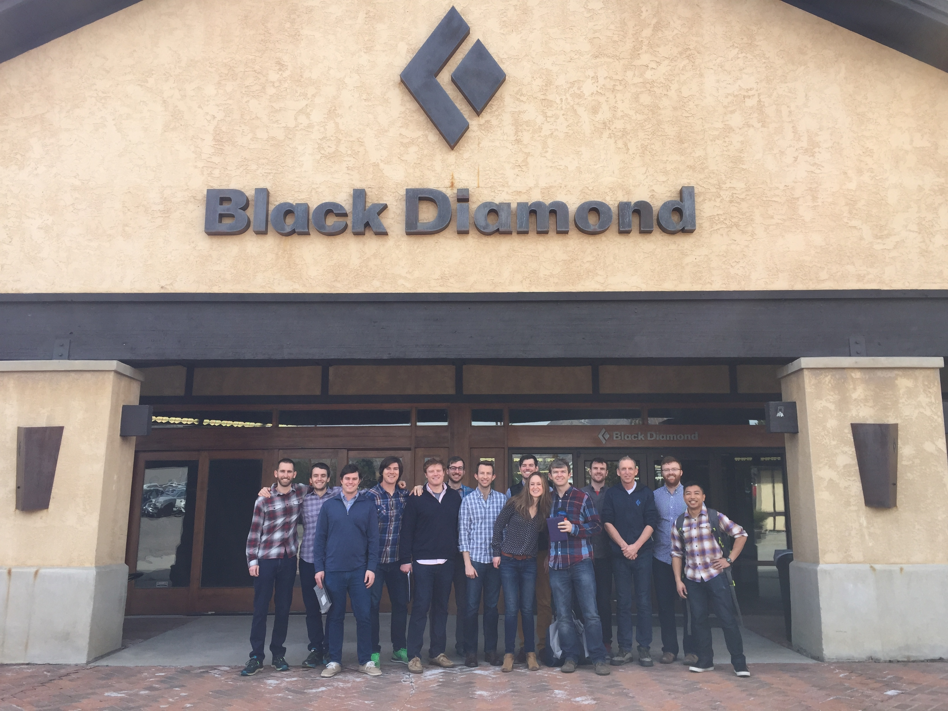 The Outdoor and Sports Industry Club at the Black Diamond HQ at Salt Lake City