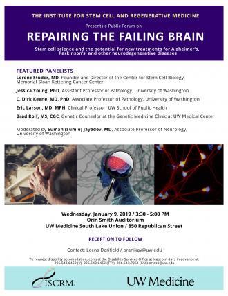 Repairing the failing brain flyer