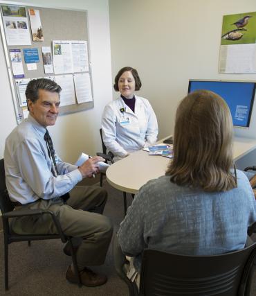 Family meeting memory and brain wellness center 060