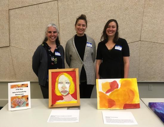 FTD Education Day: Learning, Resources, and an Art Showcase