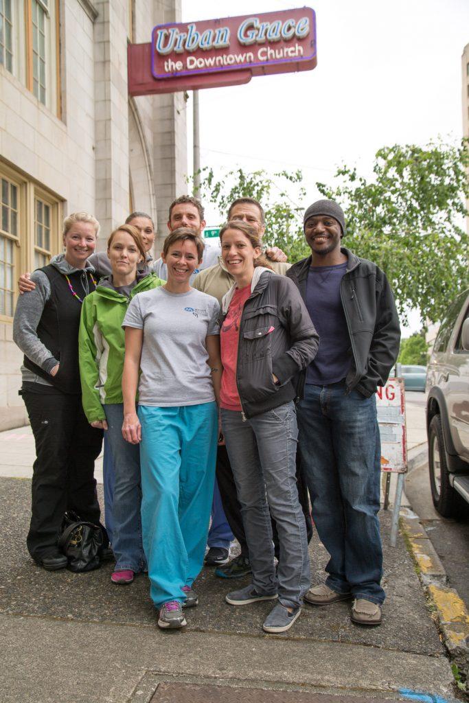 Volunteers-Tacoma-Foot-Clinic
