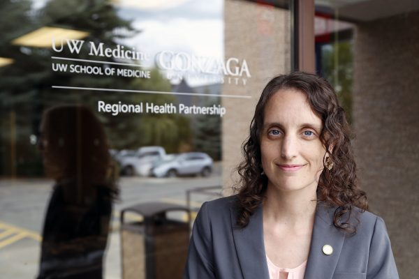 Michelle Madeen, Program Coordinator for MEDEX Northwest in Spokane