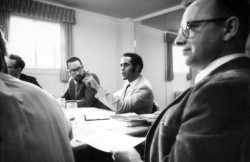 Dick Smith at 1969 Selection Conference