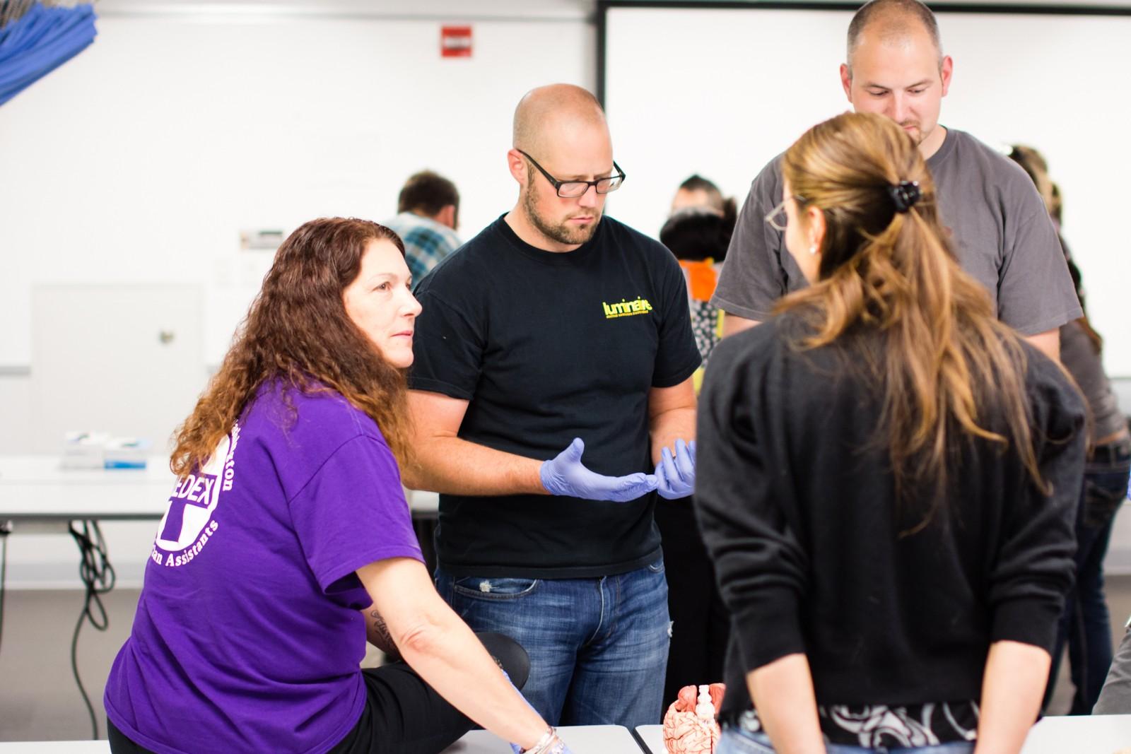 Anatomy & Physiology Lab | MEDEX Northwest