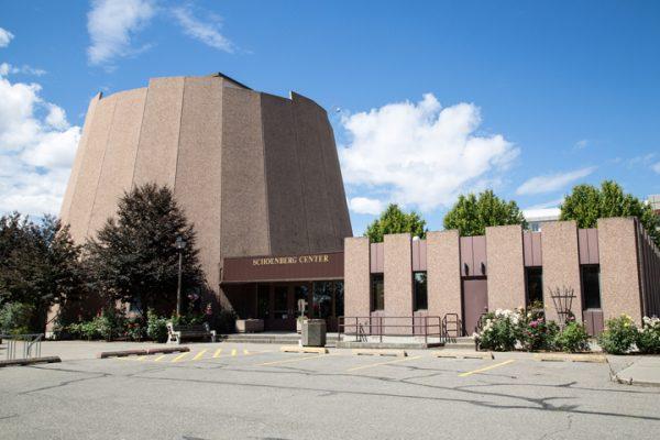 Photo of Schoenberg Center - home of MEDEX in Spokane, WA