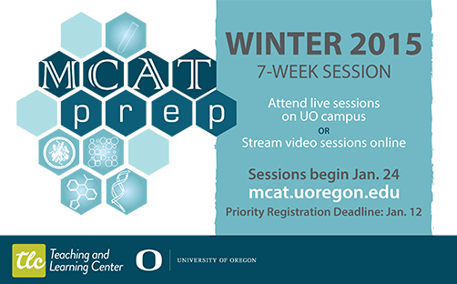 MCAT prep course starting soon   UW Pre-Health News & Events
