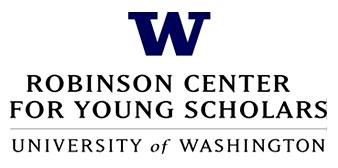 Image result for robinson center logo uw