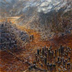 Ruins - Natural Disasters by Baorong Liang