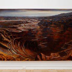 Spoiled Landscapes - Mining by Baorong Liang