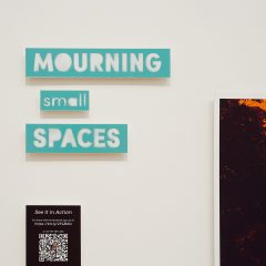 Mourning Small Spaces by Kelsey Aschenbeck