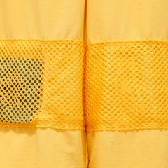 Detail of Highwater Pants by Heidi Biggs