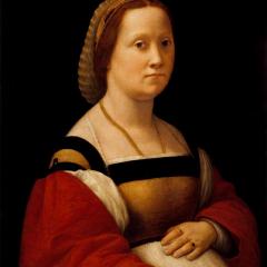 Donna Gravida by Raphael Sanzio