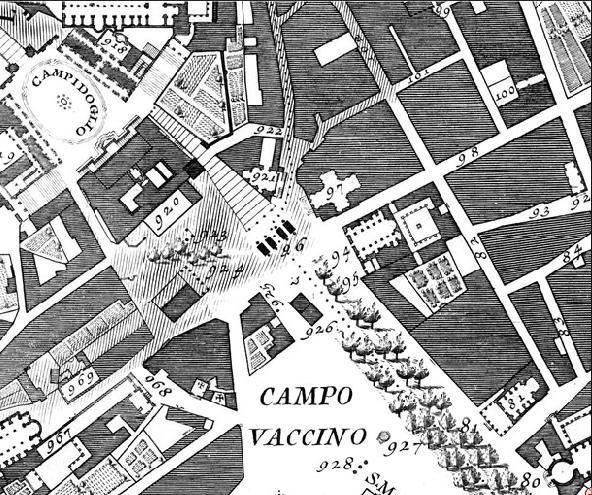 Building Site Map Examples: Interactive Nolli Map Of Rome « Simulacrum