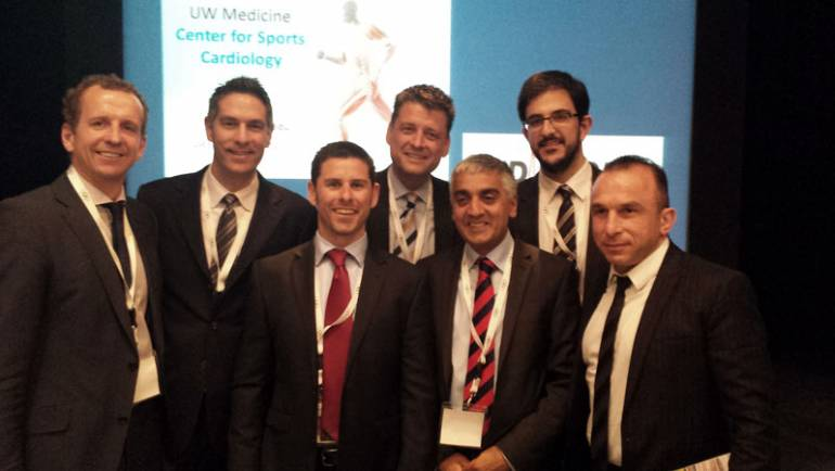 UW Sports Cardiology at the IOC World Conference