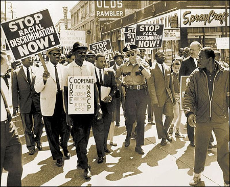 the tactical mobilization of resources to promote racial equality in the civil rights movement The mobilization effort relied on the black racial politics and understanding the civil rights movement racial equality and the civil rights movement in.