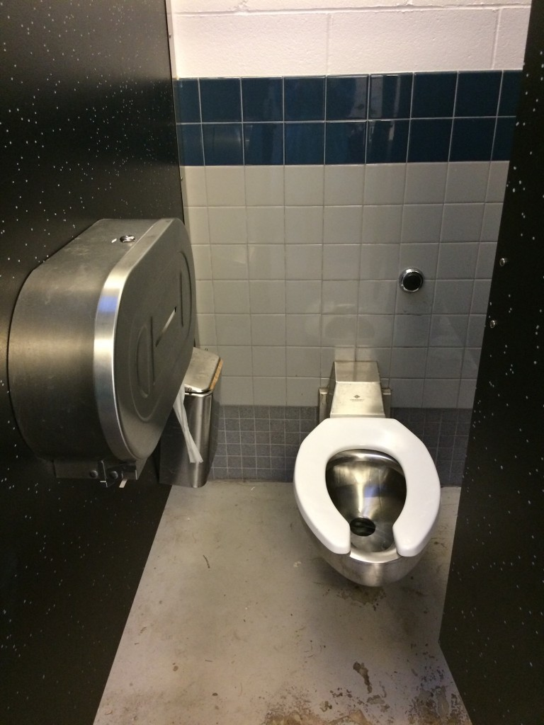 Overhead Bathroom Lighting Mirror