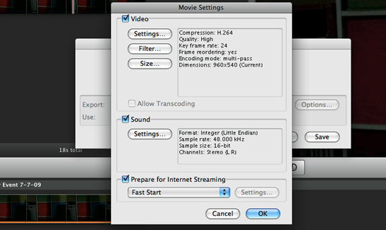 TRIO Quest Video Tutorials: Exporting from iMovie
