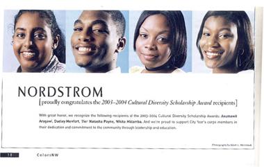 nordstrom scholarship essay prompts