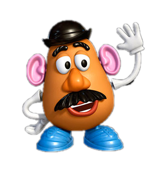 Class of 2013 - Monsieur patate toy story ...
