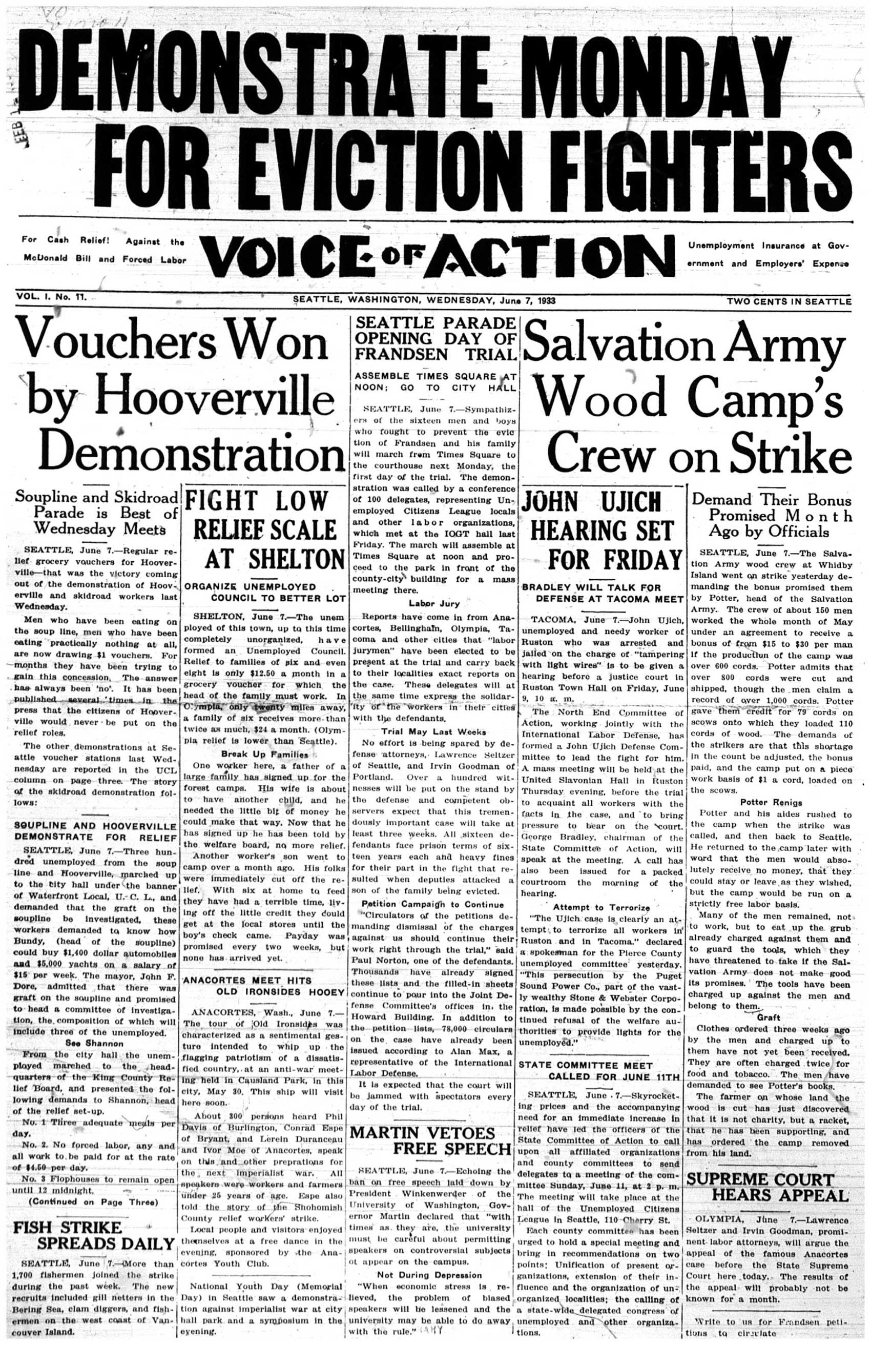 hooverville articles