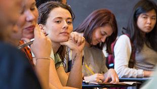 Portrait Photograph Of Ginger Mcdonald Director Education