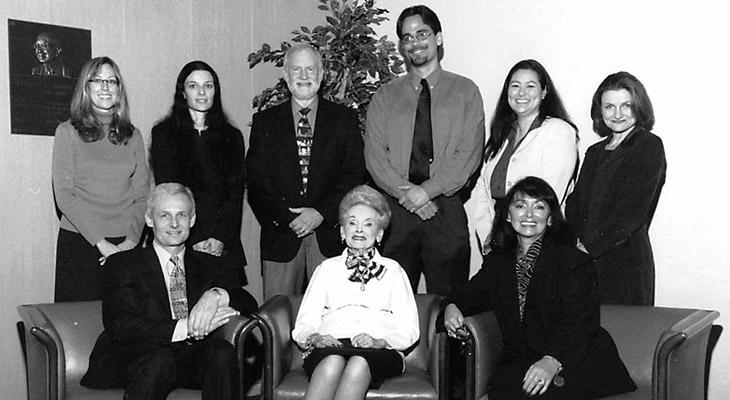 2001 Magnuson Scholars