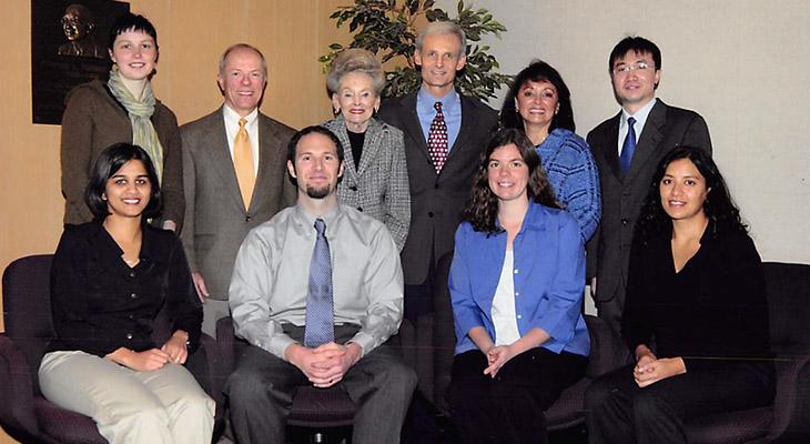 2004 Magnuson Scholars