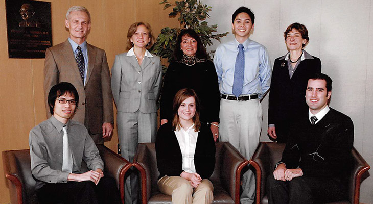 2008 Magnuson Scholars